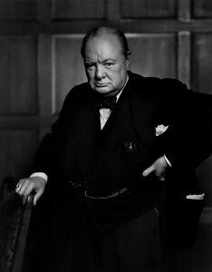Yousuf Karsh, 'Winston Churchill', ca. 1941