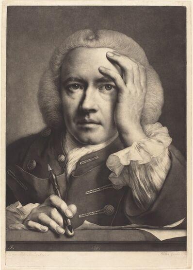 Thomas Frye, 'Self-Portrait', 1760