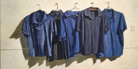 Eric Forstmann, 'Blue Notes', 2020