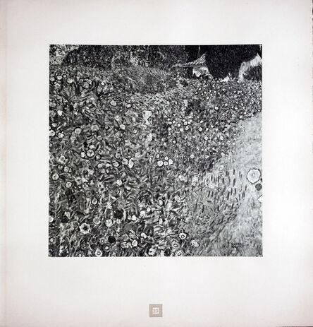 Gustav Klimt, 'Italian Landscape [Gustav Klimt An Aftermath]', 1931