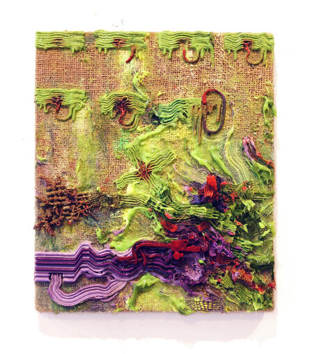 Fabian Marcaccio, 'Altered Paint (Micro Composition#1)', 2014