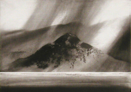 Norman Ackroyd, 'Holy Island-Arran', 1986