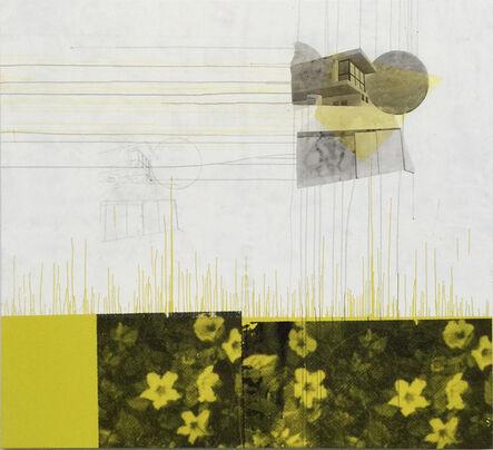 """Julião Sarmento, '""""Silverlake Anise Neutra""""', 2013"""