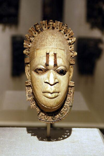 'Queen Mother Pendant Mask: Iyoba', 16th century