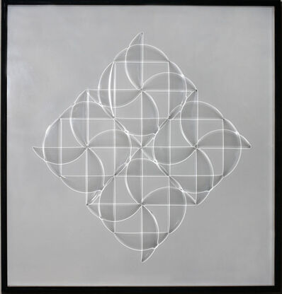 Eduardo Rodriguez, 'Trama', 1969-2013