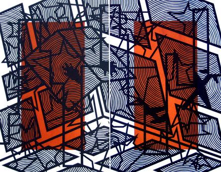 Bernard Cohen, 'Things Seen VI', 2005