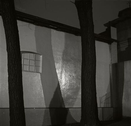 Herbert List, 'Wall at night, Germany, 1930', 1930