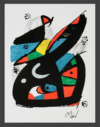 Joan Miró, 'Untitled from La Melodie Acide XVII', 1980