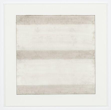 Agnes Martin, 'Untitled (3)', 1991