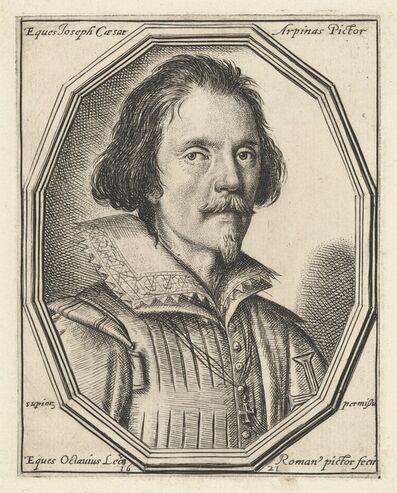 Ottavio Leoni, 'Giuseppe Cesari', 1621