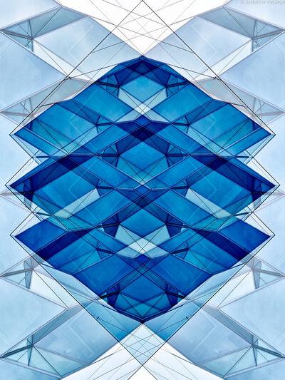 Andrew Prokos, 'Metropolis Abstracted #17', 2020