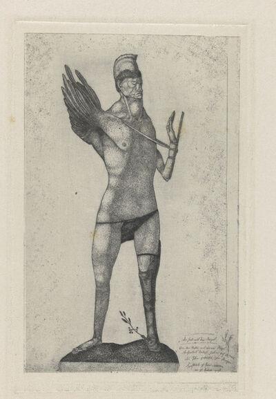 Paul Klee, 'Le Héros à l'aile', 1905