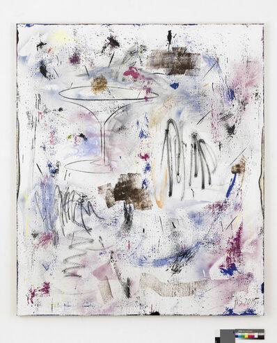 Henning Strassburger, 'I'm fine with Champagne, Robert said', 2015