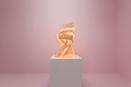 Amarist Studio, 'Aqua Fossil Table Lamp', 2021