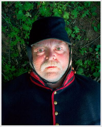 Eliot Dudik, 'David Paul Davenport, 2nd United States Battery D, Died 177 Times', 2013