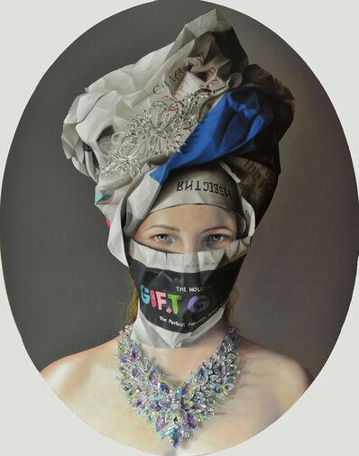 Luis Selem, 'il colore dei tuoi occhi', 2019