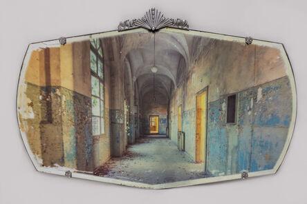 Gina Soden, 'Asylum Corridor on Mirror', 2018