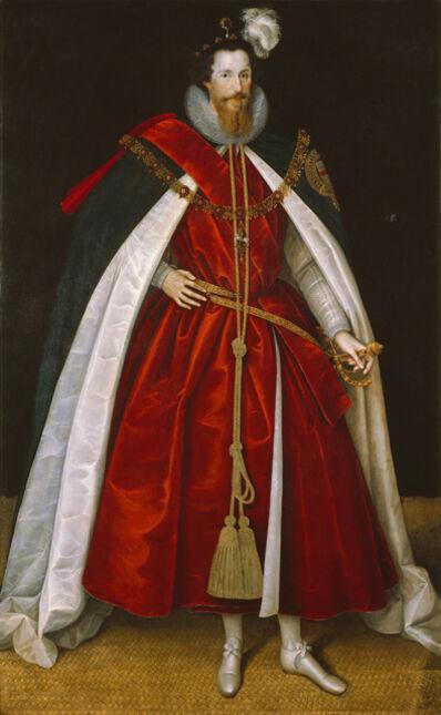Marcus Gheeraerts the Younger, 'Robert Devereux', ca. 1597