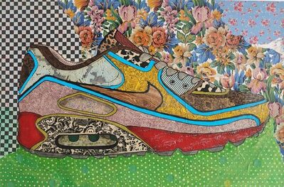 Keith Young, 'Lost Shoe', 2021