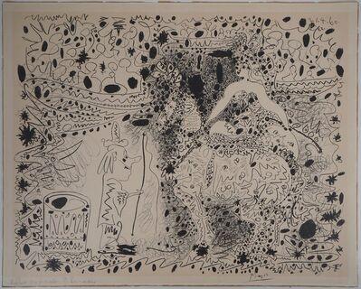Pablo Picasso, 'Squire and Clown, 1960', 1960