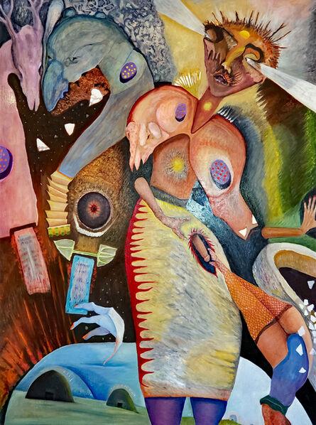 Robert Zurer, 'Adolescence', 2018