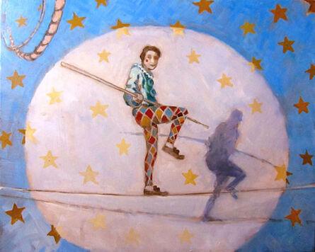 Boris Tyomkin, 'Tightrope Walker'
