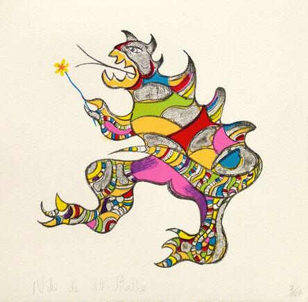 Niki de Saint Phalle, 'Dragon/Monster', 1996