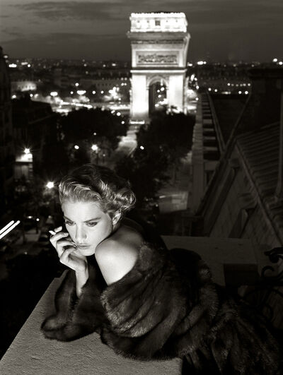 Albert Watson, 'Lisa Kauffmann, Paris', 1986