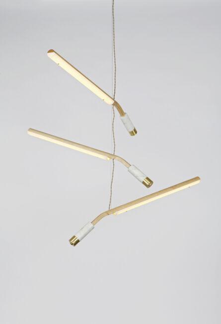 Fort Standard, 'Counterweight Mobile Light', 2012