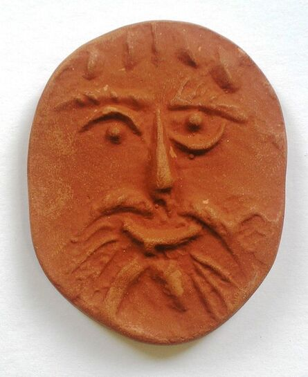 Pablo Picasso, 'Face', 1954
