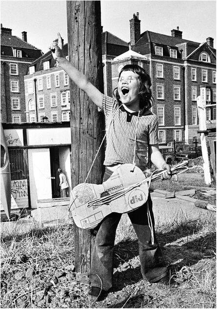 Mick Rock, 'Dude 72', 1972