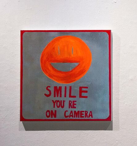 Denae Howard, 'Smile', 2017