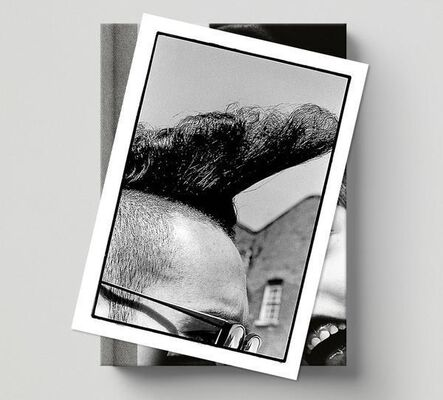 Paul Trevor, 'Limited Edition Print 'D' + Book – In Your Face', 2020