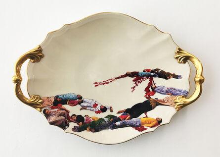 Adeela Suleman, 'Untitled (Serving Dish - 1)', 2017