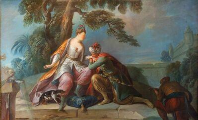 Francesco Zugno, 'The Amorous Sultan', ca. 1750