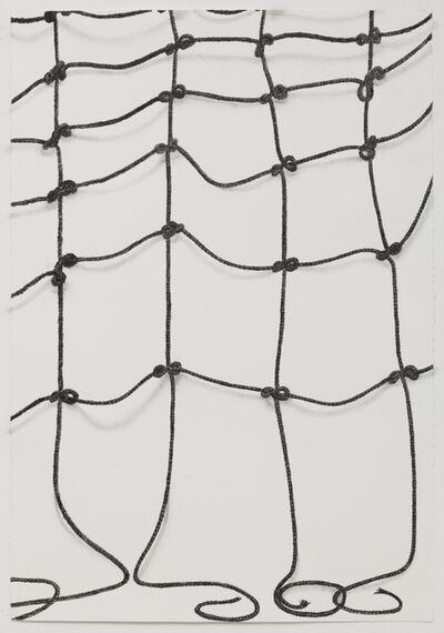 Claudia Parducci, 'Droopy Scaffold', 2018
