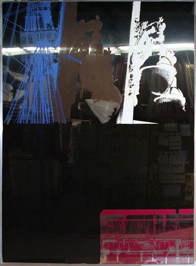 Robert Rauschenberg, 'Narcissus, from ROCI USA (Wax Fire Works)', 1990