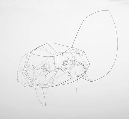 Constantin Luser, 'Fisches Bruder', 2014
