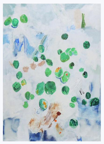 Lin Yi Hsuan, 'Leaves at 1 PM', 2020