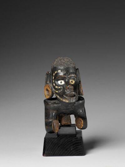 ' Figure de proue (Figurehead)', late 19th century -early 20th century