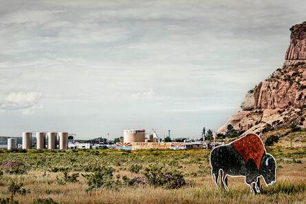 Joan Myers, 'Chief Yellowhorse, near Gallup, New Mexico', 2013
