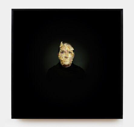 Marina Abramović, 'Golden Mask', 2009