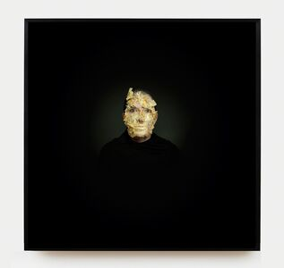 Marina Abramović, 'Golden Mask', 2009