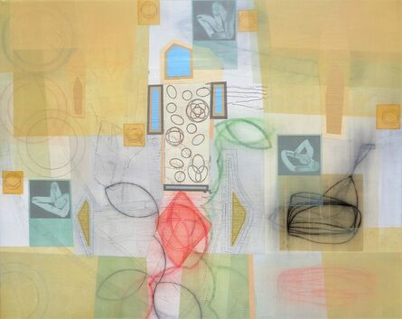Michael Barringer, 'Bloomstone (Burnt Norton)'