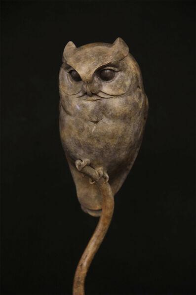 Adam Binder, 'Scops Owl', 2016