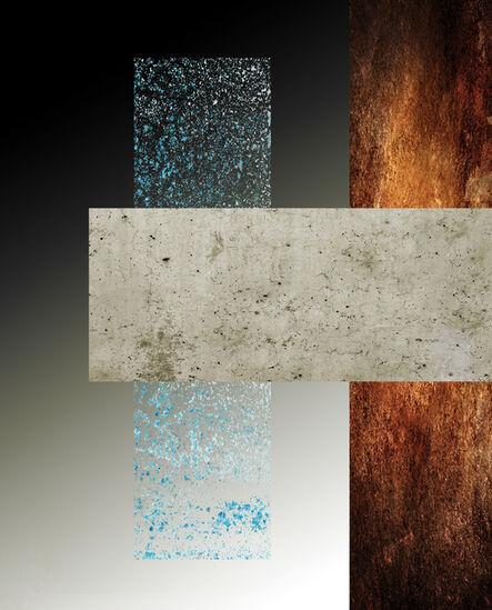 Markus Selg, 'Rain II (Scarpa)', 2014