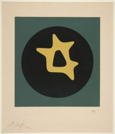 Hans Arp, 'Untitled', ca. 1922 (?)
