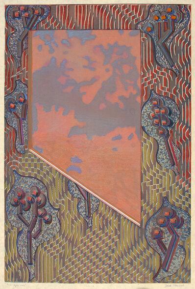 Zach Harris, 'Tree Window Wall', 2016 -2018