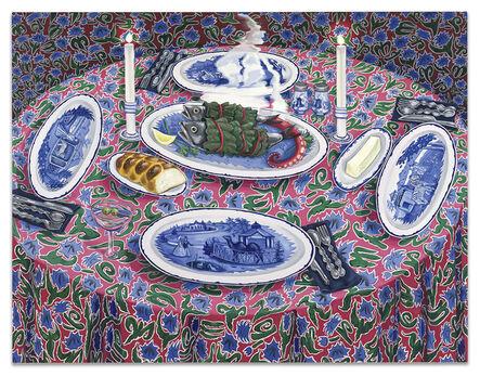 Nikki Maloof, 'Dinner Is Served', 2020
