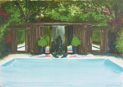 Caroline Walker, 'Island Resort', 2014